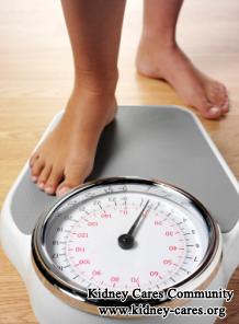 Czy choroba nerek powoduje wzrost masy ciała